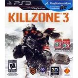 Lajeado - Rs Killzone 3 Ps3 - Pronta Entrega Frete 10,00