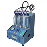 Maquina De Limpieza De Inyectores 6 Cil Tektino Ultrasonido