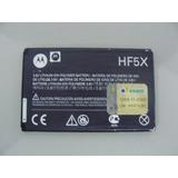Bateria Motorola Hf5x Mb526 Defy Mb855 Xt321 Mini Novo