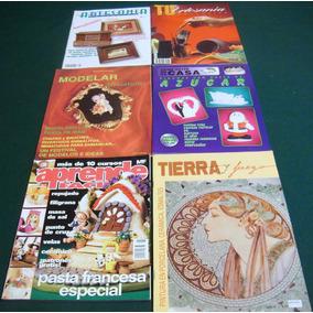 Revistas De Manualidades Paquete De 7