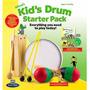 Tambor Curso Infantil De Alfred Completo Starter Pack
