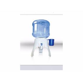 Dispenser Natural Para Bidones De Agua De 10,12 Y 20 Lts