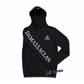 Blusa Blusão Dmc Damassaclan Rap Skate Invertido Promoção