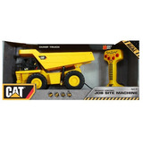 Cat Job Máquinas Sitio L & S Vehicle Control Remoto - Dumpt