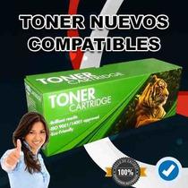 Toner Compatible Con Hp Ce285a Laserjet P1102 P1102w Pro