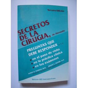 Secretos De La Cirugia - Harken & More 3a. Edición 1998