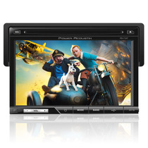 Multimedia Power Acoustik Pd-710t Tv Usb Un Din = Vr-730t Wo