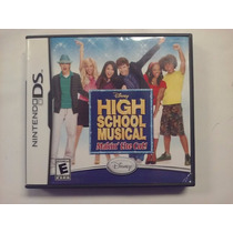 High School Musical - Videojuego - Nintendo Ds