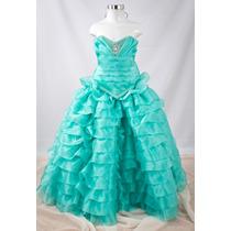Vestido De Niña Fiesta O Pajecita - Para Presentación