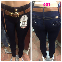 Jeans De Dama Studio Fury !! Al Mayor Y Detal