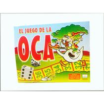 Juego De La Oca - Por Mayor Y Menor.envios A Todo El Pais