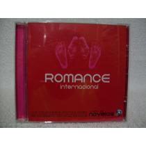 Cd Romance- Internacional- O Melhor Das Novelas