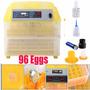 Incubadora Automática Para 96 Huevos Pollo Gallina Incubar