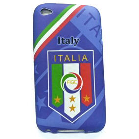 Funda Protector Ipod Touch Italia Tpu No Se Deforma