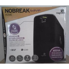 Nobreak Ragtech 600va Home Save Bi Trivolt 4125
