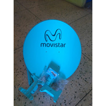 Antena Movistar Con Lnb.