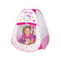 Casinha Barraca Do Clube Das Meninas Infantil Hello Kitty