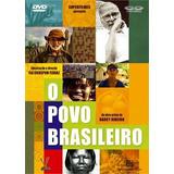 O Povo Brasileiro Dvd Duplo Darcy Ribeiro
