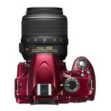 Nikon D3200 24mp Kit 18-55mm+64gb +gtia+envio