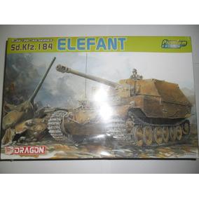 Panzer Aleman Elefant 1/35 Dragon Premiun Edition
