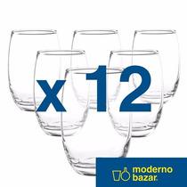 Copa Copon Vaso S/ Pie/ Tallo Mikonos X12 460cc Modernobazar