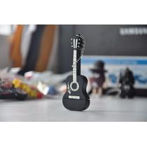 Pendrive Guitar Personalizado 8 Gb Violão Musica Musical