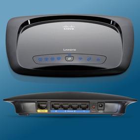 Router Wifi Cisco Linksys Wrt120n Sin Fuente