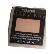 Pó Compacto Refil Mineral Mary Kay Beige 2