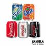 Coca Cola Mini Lata 250 Cc - Reparto Martinez- San Isidro!!!
