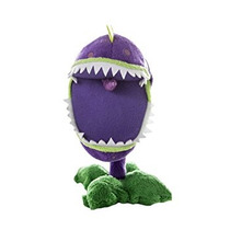 Juguete Plants Vs Zombies Chomper Felpa