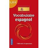 Vocabulaire Espagnol San Miguel Sol Pocket