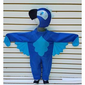 Disfraz Guacamaya Azul Rio Disfraces Primavera Niños