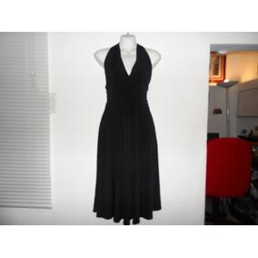 Vestido Negro Bello Te Encantara. Talla Ch