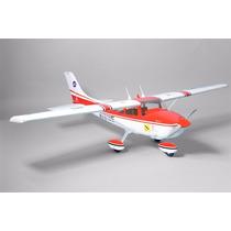Aeromodelo Cessna 182 120/2t 20cc Arf Eletrico Ou Combustao