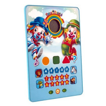 Tablet De Brinquedo Infantil Musical Patati Patatá Candide