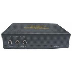 Distribuidor Vídeo Composto Áudio Estéreo Dv120 Transcortec
