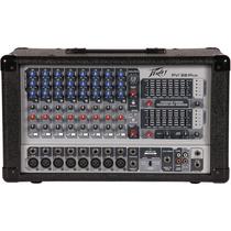 Mezcladora Amplificada 8 Canales 400w, Peavey Pvi8b+