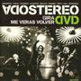 Soda Stereo Me Veras Volver Gira 2007 2 Dvd Gustavo Cerati