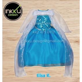 Vestido Frozen Talla 8
