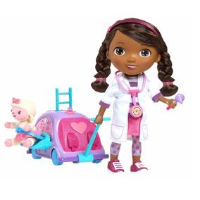 Doctora Juguetes Camina Y Habla Doc Mcstuffins