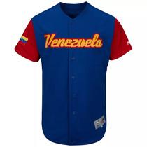 Camisa Venezuela Beisbol Clasico Mundial 2017 Adultos Niños