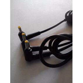 Cable Para Cargador De Laptop Mini Hp Punta Lisa Nuevo