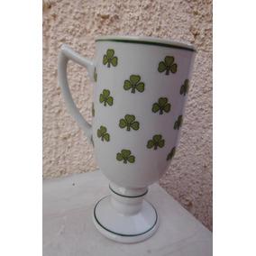 Taza Irish Coffe Treboles Irlanda Europa Bar Cafeteria Souve