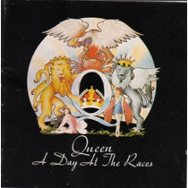 Cd - Queen - A Day At The Races - Frete Grátis