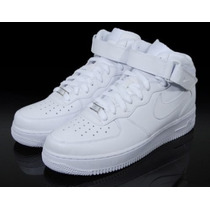 Bota Nike Air Force One Originales Blanco