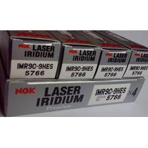 4 Bujías Ngk Láser Iridium Imr9c-9hes, Honda Cbr600 Cbr 1000