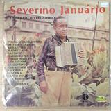 Lp Severino Januário Oito Baixos Verdadeiro (barato) Sanfona