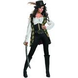 Disfraz Piratas Del Disfraz Las Mujeres Del Traje De Angéli