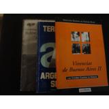 Lote De 5 Libros- Historia Y Política Argentina