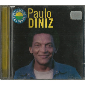Cd Original Paulo Diniz - Preferência Nacional